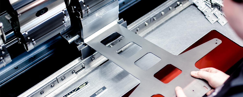 Stork | Kreative Metalltechnik | Abkanttechnik