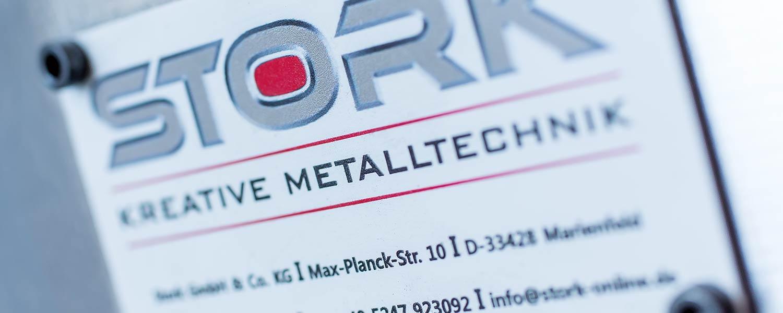 Stork | Kreative Metalltechnik | AGBs